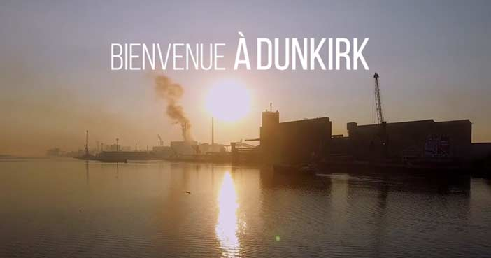 The port of Dunkirk, you've come to the right place