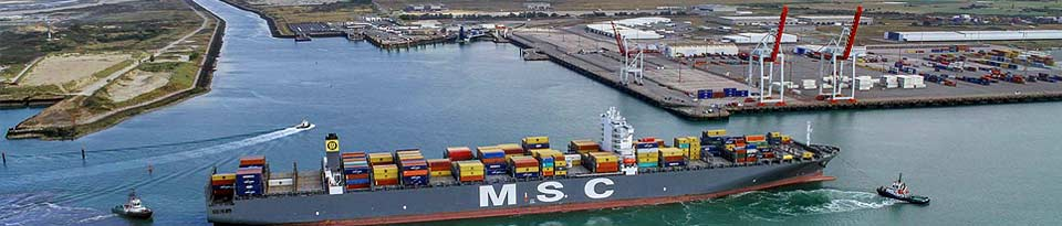 Dunkirk Container Terminal, security, safety and environment : a company policy
